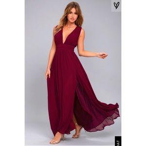 Heavenly hues Lulus dress